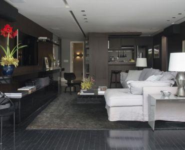 L010 - Apartamento cores escuras